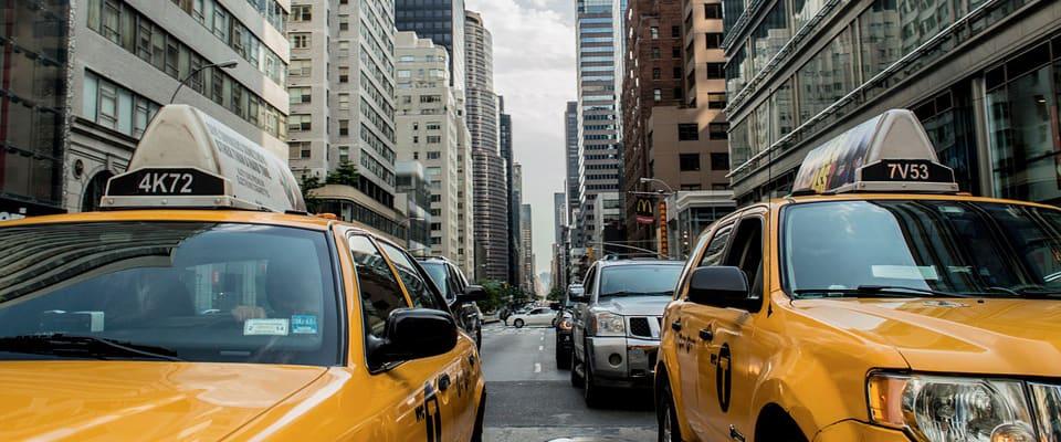 taxi stati uniti