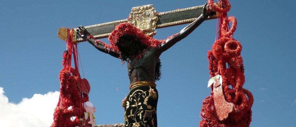 Signore dei Terremoti Cristo Perù