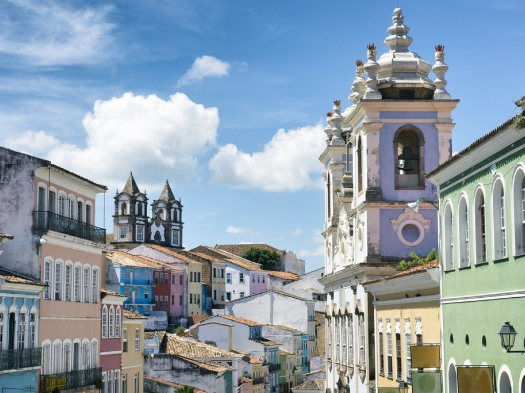 Brasile paese visuale paesaggio panorama