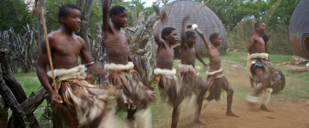 Zulu, popolo del sudafrica