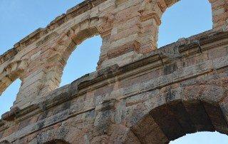 Siria colonnato