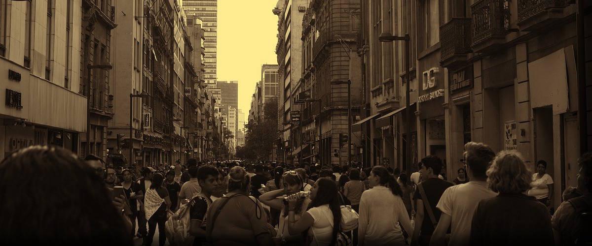 Popolazione di Città del Messico
