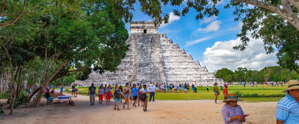 Piramide Kukulcan Messico