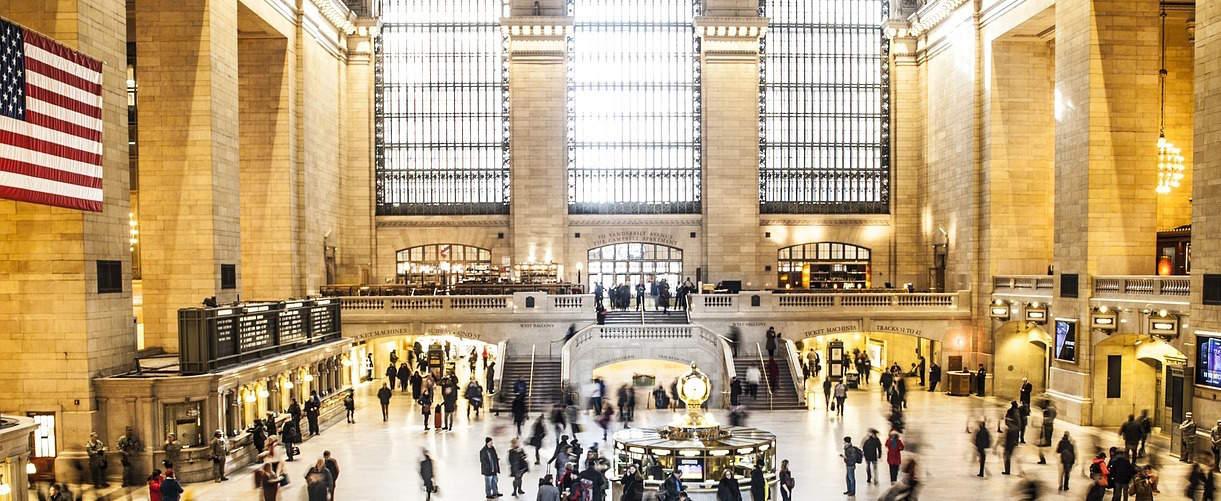 Gran central station New York