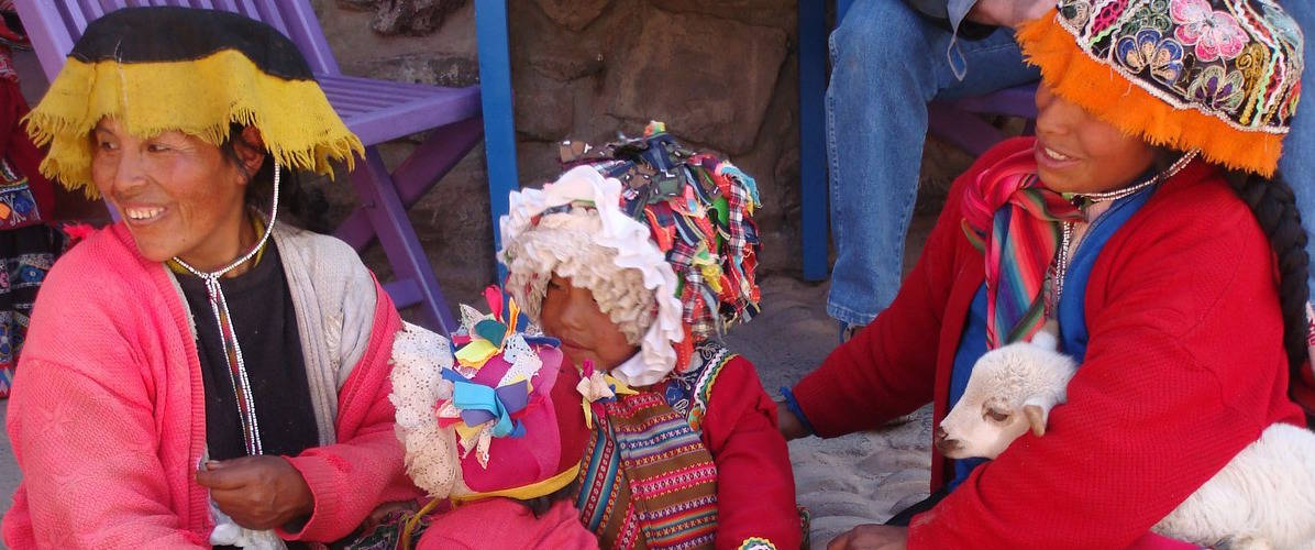 popolazione Perù