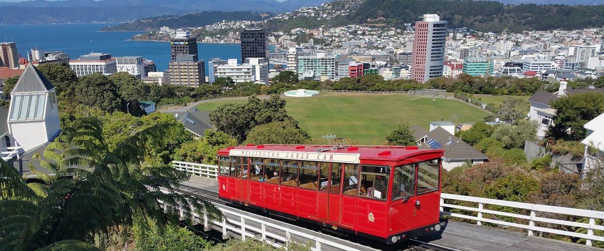 Wellington Nuova Zelanda