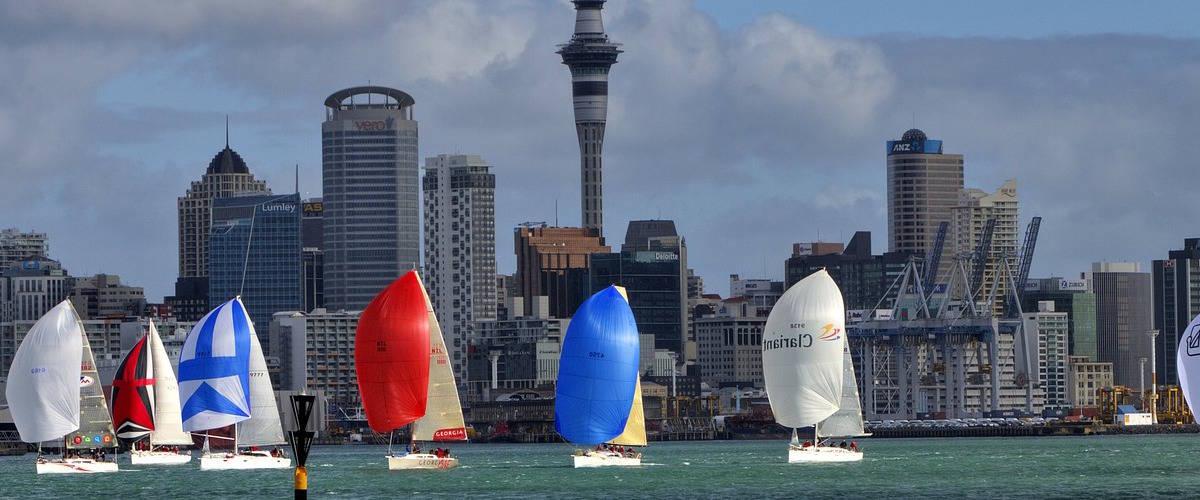 Sport vela in Nuova Zelanda