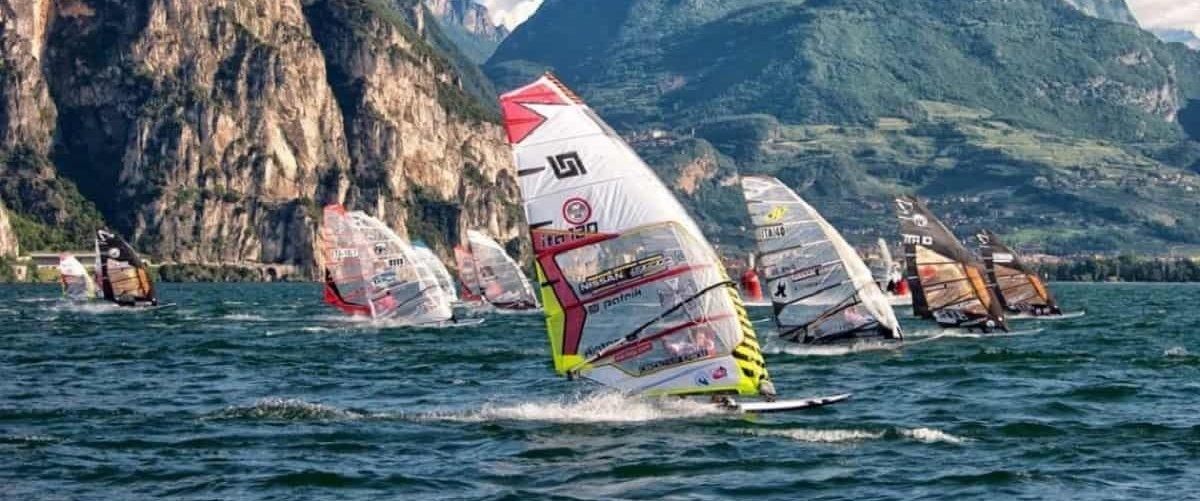 Trentino windsurf