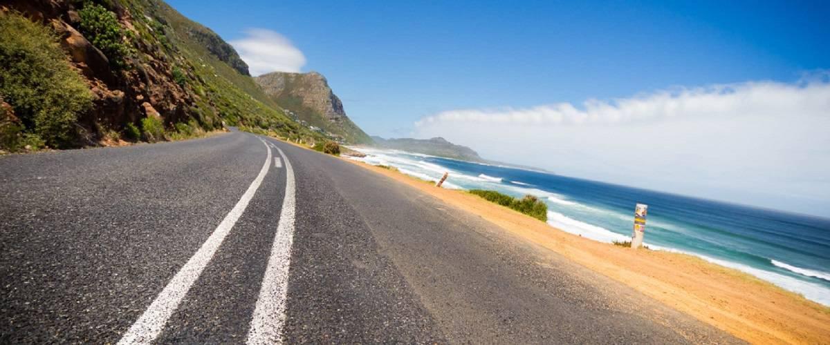 Roadtrip in Sudafrica