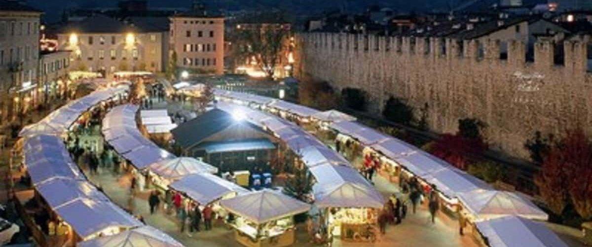 Trentino mercatini natalizi