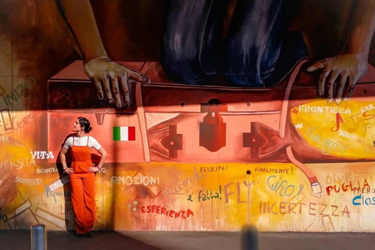Street art Milano: a spasso con l'autore Milano Sguardi Inediti e Milano Arte ci accompagnano nei capolavori cittadini